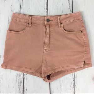 3/$30 BDG Salmon Katie Super High Rise size 30
